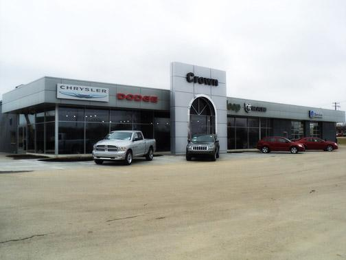 Crown Chrysler Dodge Jeep Ram 1