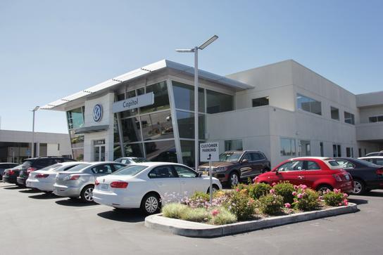 Capitol Volkswagen Car Dealership In San Jose Ca 95136