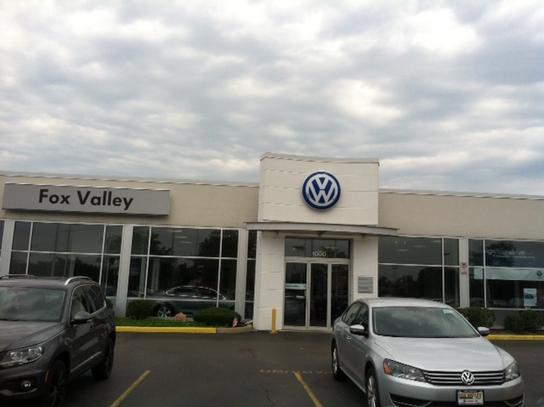 fox valley volkswagen schaumburg car dealership in schaumburg, il