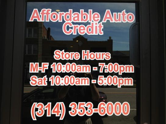 Affordable Auto Credit, Inc 3