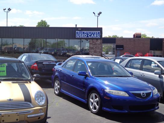 Dan Pfeiffer Plainfield Used Cars Car Dealership In Grand Rapids Mi