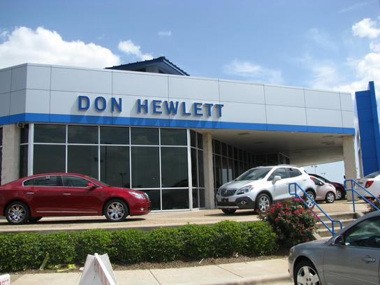 Don Hewlett Chevrolet Buick 3
