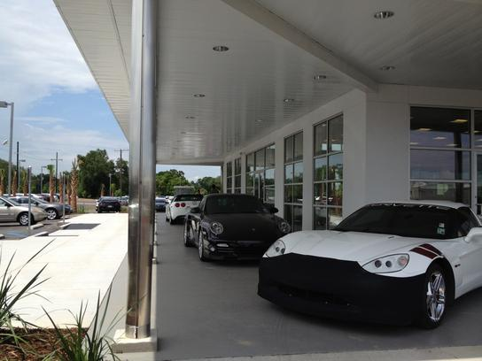 Moss Motors Superstore 3