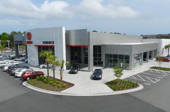 Hendrick Toyota Wilmington Car Dealership In Wilmington, NC 28405 | Kelley  Blue Book
