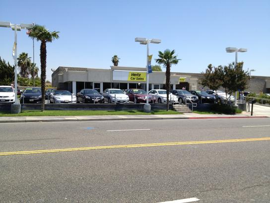 Hertz Car Sales Riverside