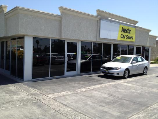 Hertz Car Sales Riverside 1