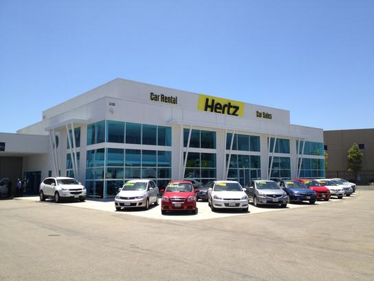 Hertz Car Sales Ventura