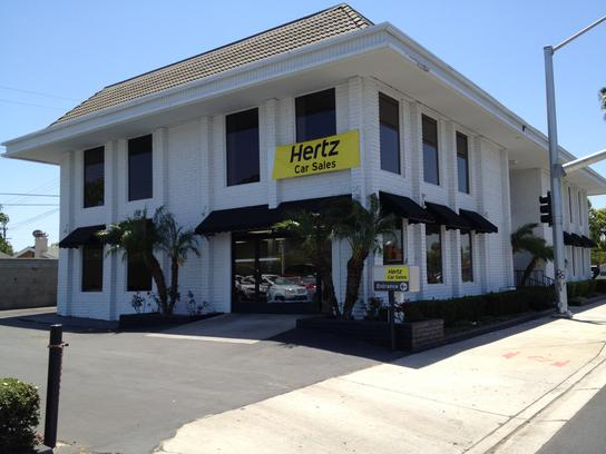 Hertz Car Sales Costa Mesa