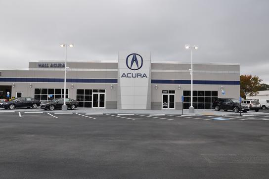 Hall Acura of Virginia Beach 1