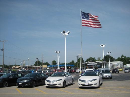 Jack Schmitt Ford Lincoln Car Dealership In Collinsville Il 62234