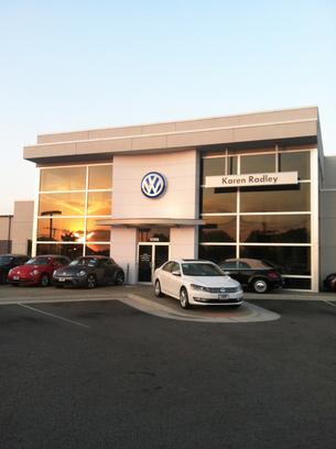 Karen Radley Acura VW car dealership in Woodbridge, VA 22191 ...