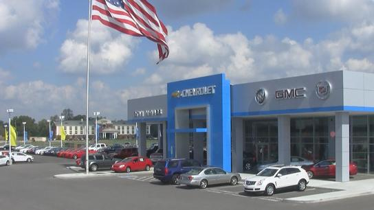 Stan McNabb Chevrolet Buick GMC Cadillac Car Dealership In - Chevrolet dealerships in tn