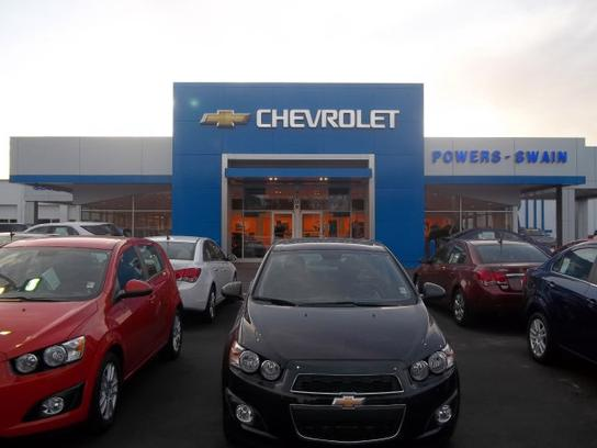 Powers Swain Chevrolet Inc Car Dealership In Fayetteville, NC 28303 |  Kelley Blue Book