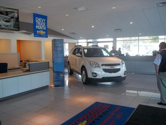 Powers Swain Chevrolet Inc Car Dealership In Fayetteville Nc 28303