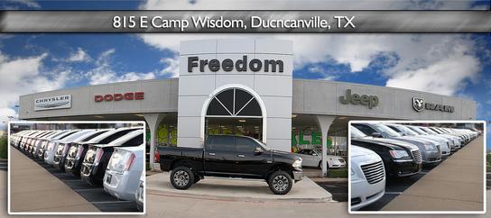 Freedom Dodge Chrysler Jeep 1 Freedom Dodge Chrysler Jeep 2 ...