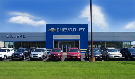 Williams Chevrolet Honda Car Dealership In Traverse City Mi 49684 4525 Kelley Blue Book