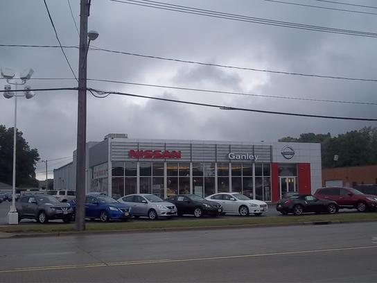 Ganley Nissan car dealership in Mayfield Heights, OH 44124 | Kelley