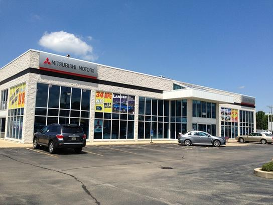 Continental Mitsubishi Car Dealership In Countryside IL - Mitsubishi local dealers