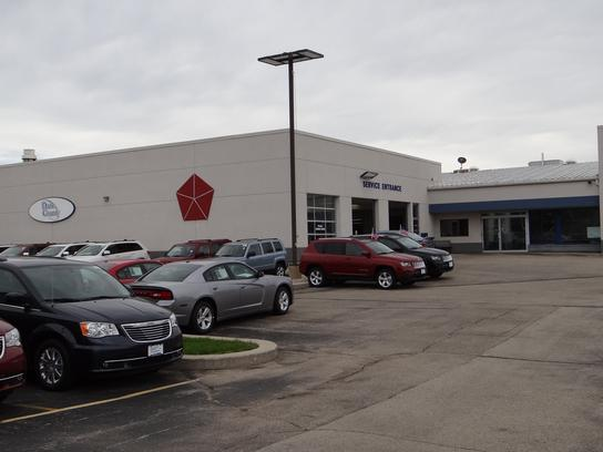 Van Horn Chrysler Dodge Jeep Ram of Stoughton 3