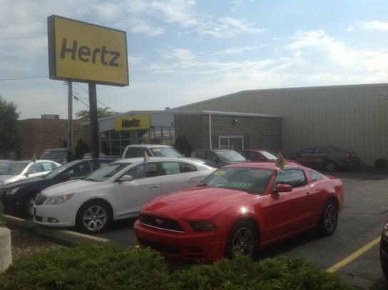 Hertz Car Sales Detroit