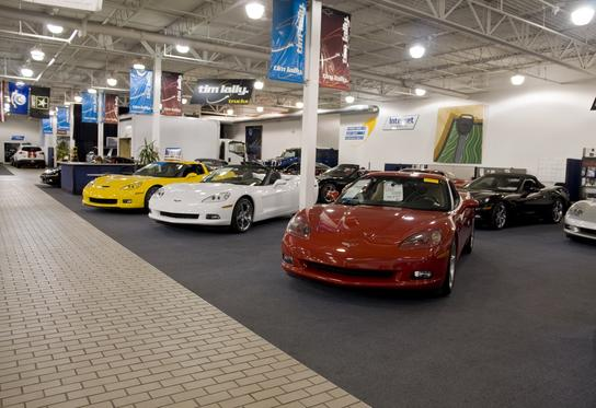 Tim Lally Chevrolet car dealership in Cleveland, OH 44128 | Kelley