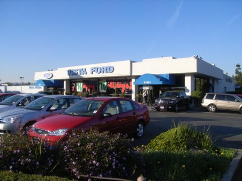 Vista Ford Lincoln