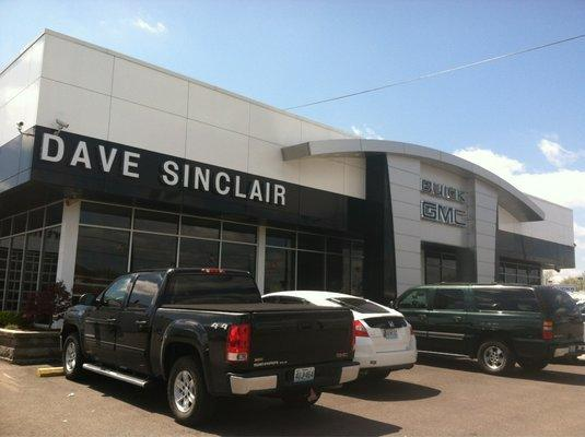 Dave Sinclair Buick GMC