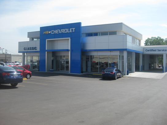 Classic Chevrolet Car Dealership In Owasso Ok 74055 2131