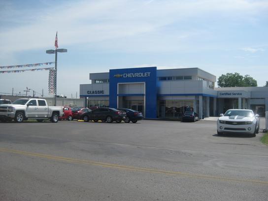 Classic Chevrolet Car Dealership In Owasso, OK 74055 2131 | Kelley Blue Book