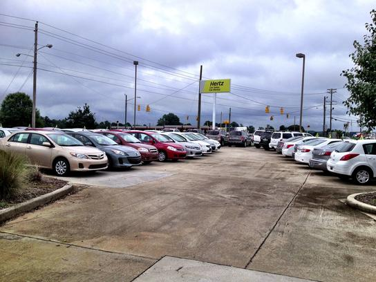 Car Dealerships In Rock Hill Sc >> Hertz Car Sales Rock Hill car dealership in Rock Hill, SC 29730 | Kelley Blue Book