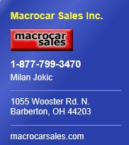 Macrocar Sales Inc. 2