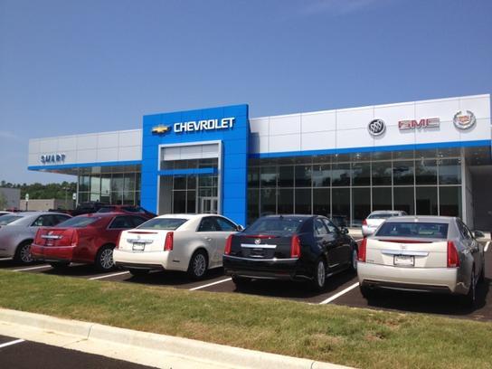 Smart Chevrolet Cadillac Buick Gmc Hyundai Car Dealership In