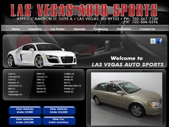 Las Vegas Auto Sports 2