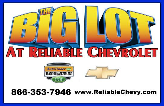 Reliable Chevrolet Springfield Mo >> Reliable Chevrolet Mo Car Dealership In Springfield Mo 65807