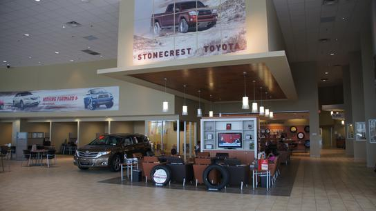 Nalley Toyota of Stonecrest 1