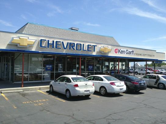 Ken Garff American Fork >> Ken Garff Chevrolet Car Dealership In American Fork Ut