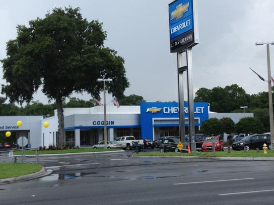 Coggin Chevrolet at the Avenues