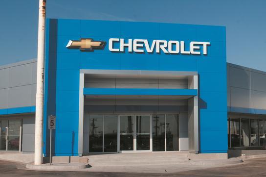 Frontier Chevrolet Co Car Dealership In El Reno Ok 73036