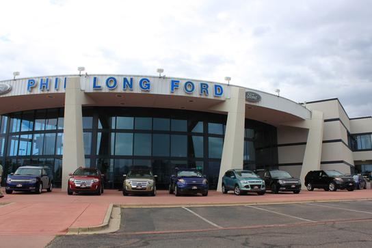 Phil Long Ford Of Chapel Hills Car Dealership In Colorado Springs