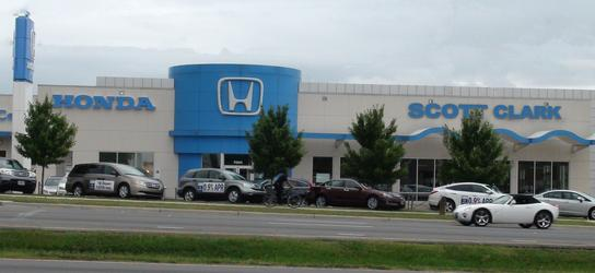scott clark honda car dealership in charlotte nc 28227