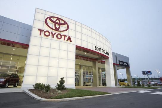 Scott Clark Toyota 1