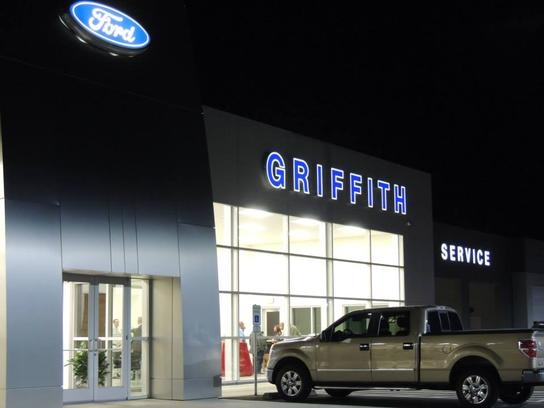 Griffith Ford Seguin