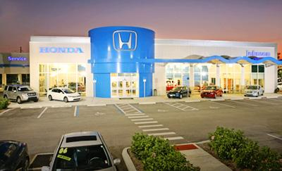 Johnson Honda Of Stuart