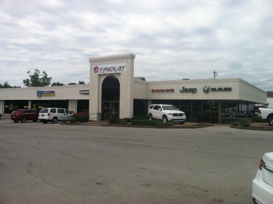 Car Dealerships Findlay Ohio >> Findlay Chrysler Dodge Jeep Ram Car Dealership In Findlay