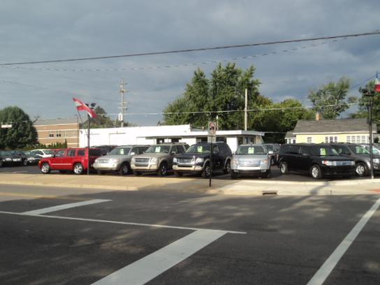 Marv's Car Lot 1
