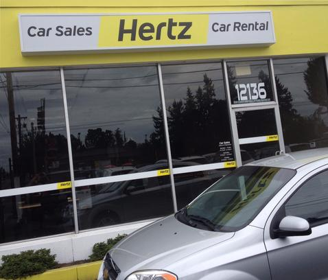 Hertz Car Sales Portland 1