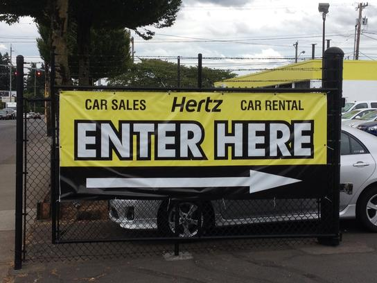 Hertz Car Sales Portland 2