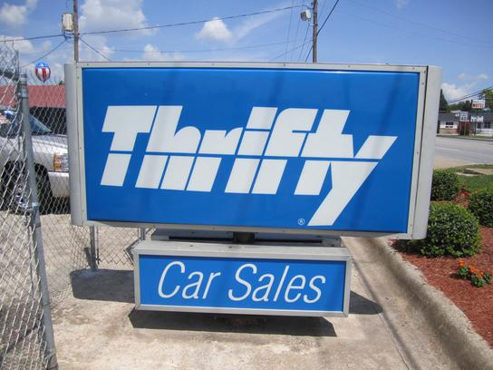 Thrifty Car Sales of Rogers