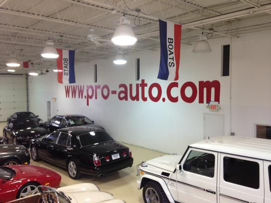 Professional Automobile Exchange