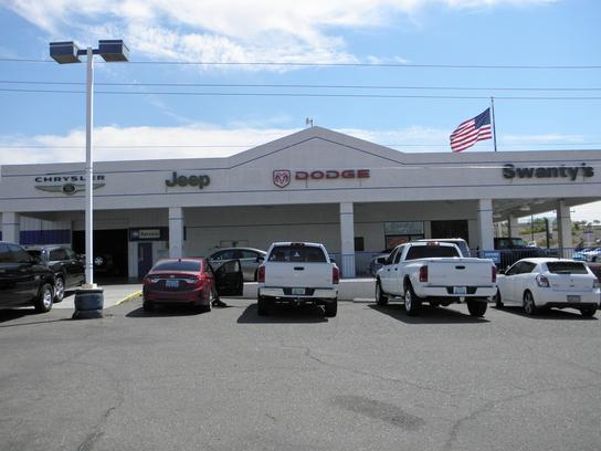 Swanty S Chrysler Dodge Jeep Ram Car Dealership In